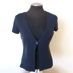 New York & Company - Blue Cardigan